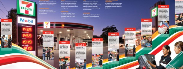 7-Eleven Training Brochure