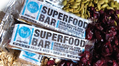 Tee's Superfood Bar