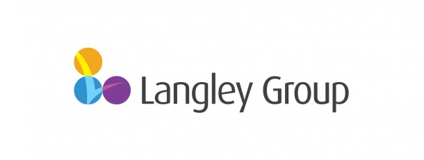 Langley Group Primary logo